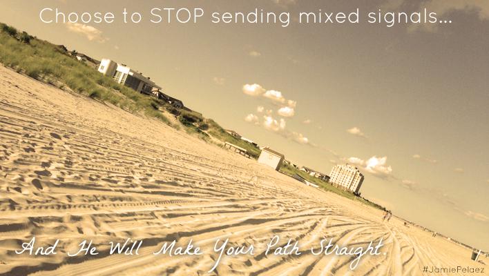 Make Your Path Straight Brigantine Beach